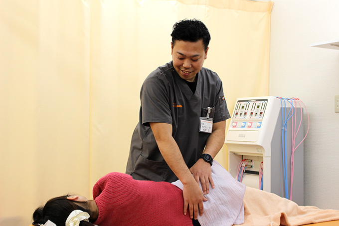JKC治療の写真